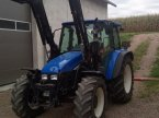 Traktor des Typs New Holland TL90 in Bad Abbach