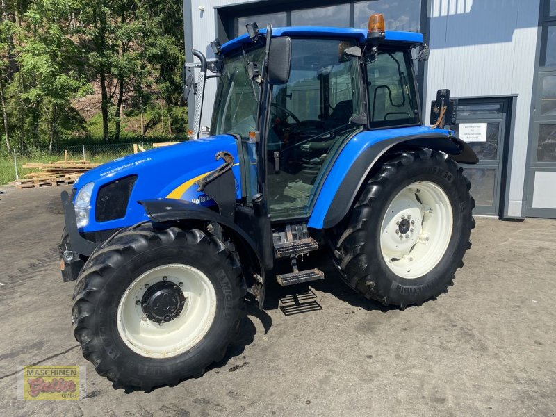 Traktor des Typs New Holland TL90A (4WD), Gebrauchtmaschine in Kötschach (Bild 1)