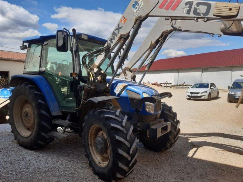 Traktor tip New Holland TL90A, Gebrauchtmaschine in CHAUMONT (Poză 1)