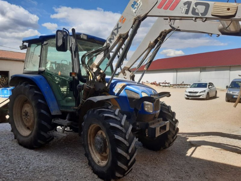 Traktor tipa New Holland TL90A, Gebrauchtmaschine u CHAUMONT (Slika 1)