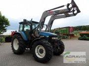 Traktor des Typs New Holland TM 115 ALLRAD, Gebrauchtmaschine in Barsinghausen-Göxe