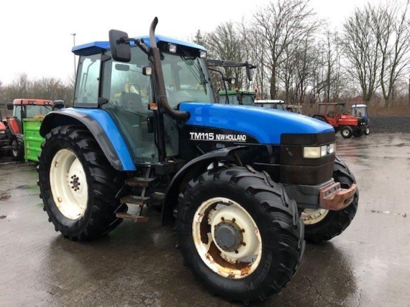 Traktor a típus New Holland TM 115 SS, Gebrauchtmaschine ekkor: Børkop (Kép 1)