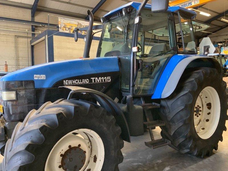 Traktor tip New Holland TM 115, Gebrauchtmaschine in Bladel (Poză 1)