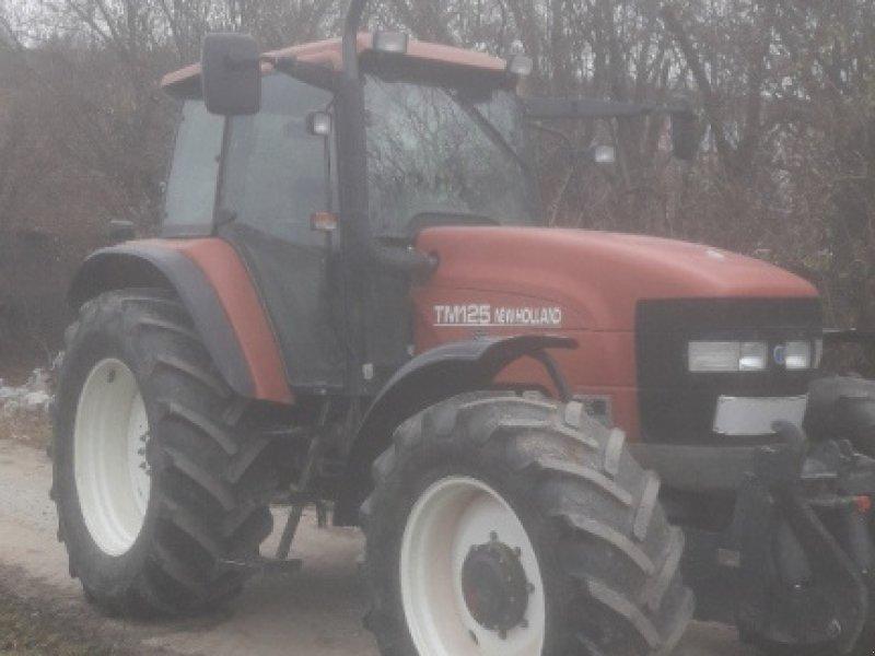 Traktor des Typs New Holland TM 115, Gebrauchtmaschine in Würmla (Bild 1)