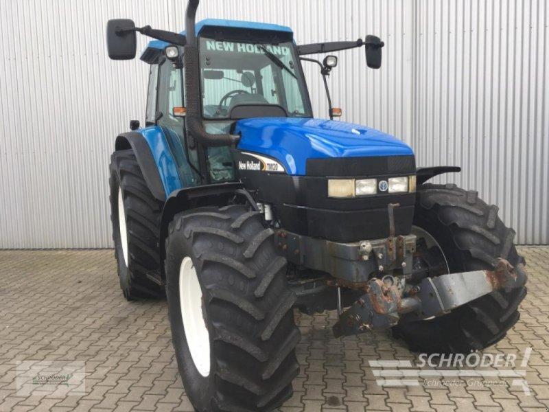Traktor des Typs New Holland TM 120, Gebrauchtmaschine in Wildeshausen (Bild 1)