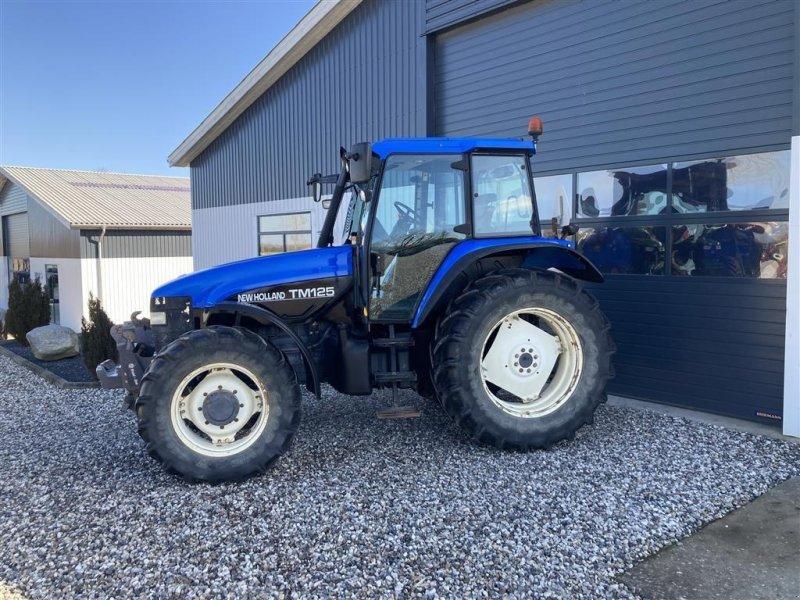 Traktor a típus New Holland TM 125, Gebrauchtmaschine ekkor: Thorsø (Kép 1)