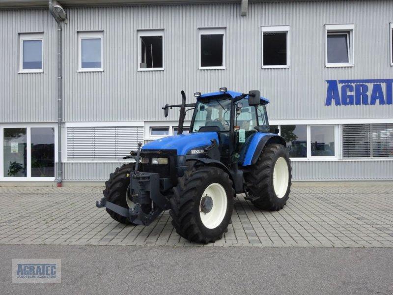 Traktor des Typs New Holland TM 125, Gebrauchtmaschine in Salching bei Straubing (Bild 1)