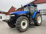 Traktor tipa New Holland TM 130 KUN 4500 TIMER OG MEKANISK GEAR!, Gebrauchtmaschine u Aalestrup