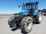 Traktor типа New Holland TM 135 RANGE, Gebrauchtmaschine в CONDE SUR VIRE