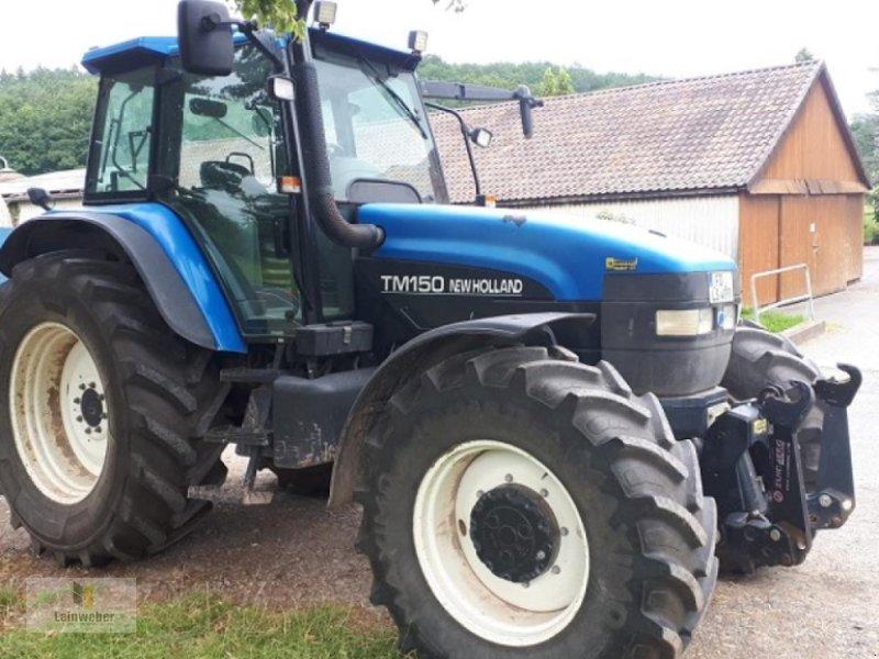 Traktor des Typs New Holland TM 150, Gebrauchtmaschine in Neuhof - Dorfborn (Bild 1)