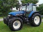 Traktor des Typs New Holland TM 150 in Grünenbach