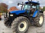 Traktor des Typs New Holland TM 155 Allrad in Bramsche