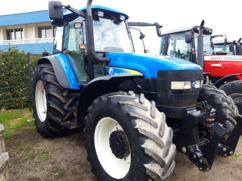 Traktor tip New Holland TM 155 RC, Gebrauchtmaschine in BRAS SUR MEUSE (Poză 1)