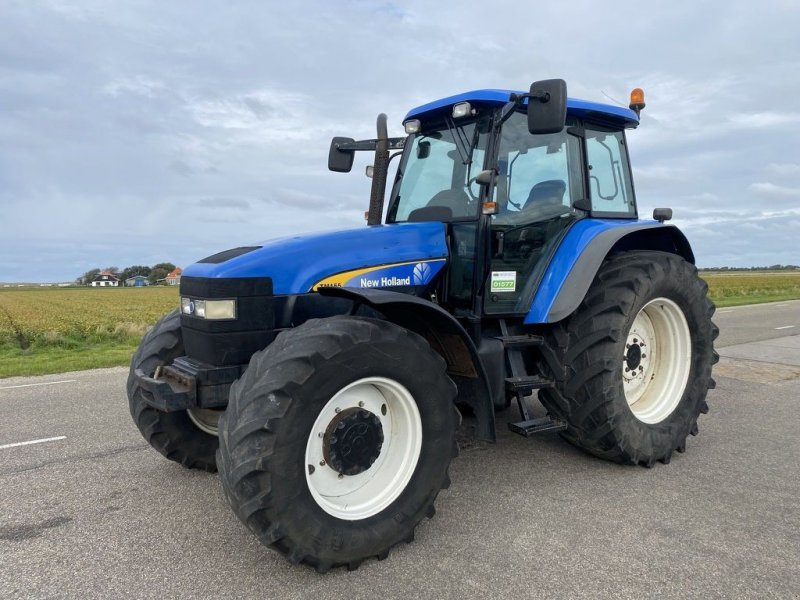 Traktor типа New Holland TM 155, Gebrauchtmaschine в Callantsoog (Фотография 1)