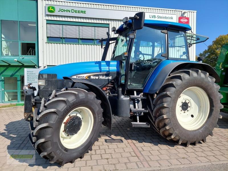 Traktor a típus New Holland TM 155, Gebrauchtmaschine ekkor: Barsinghausen OT Groß Munzel (Kép 1)