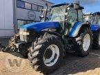 Traktor des Typs New Holland TM 155 in Niebüll