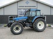 New Holland TM 165 SS Med gode dæk Traktor