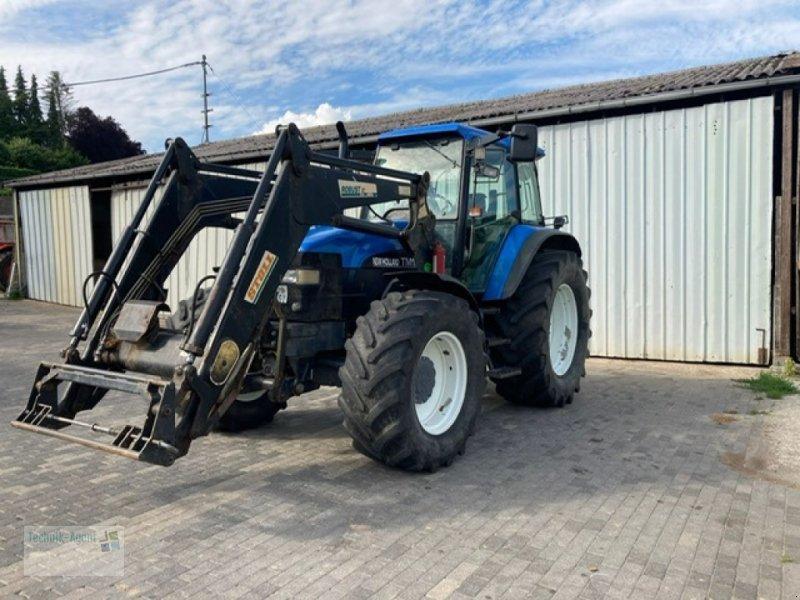 Traktor des Typs New Holland TM 165, Gebrauchtmaschine in Billigheim (Bild 1)