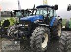 Traktor des Typs New Holland TM 175 mit viel Ausstattung in Rittersdorf