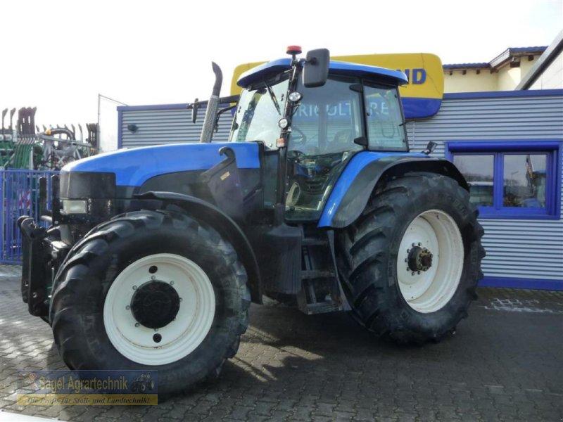 Traktor a típus New Holland TM 175, Gebrauchtmaschine ekkor: Rhaunen (Kép 1)