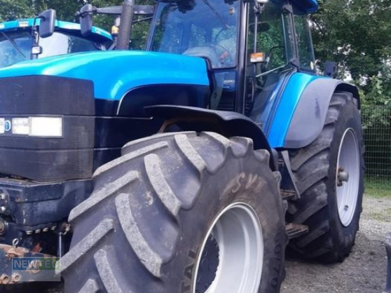 Traktor des Typs New Holland TM 190 ALLRAD, Gebrauchtmaschine in Heinbockel-Hagenah (Bild 1)