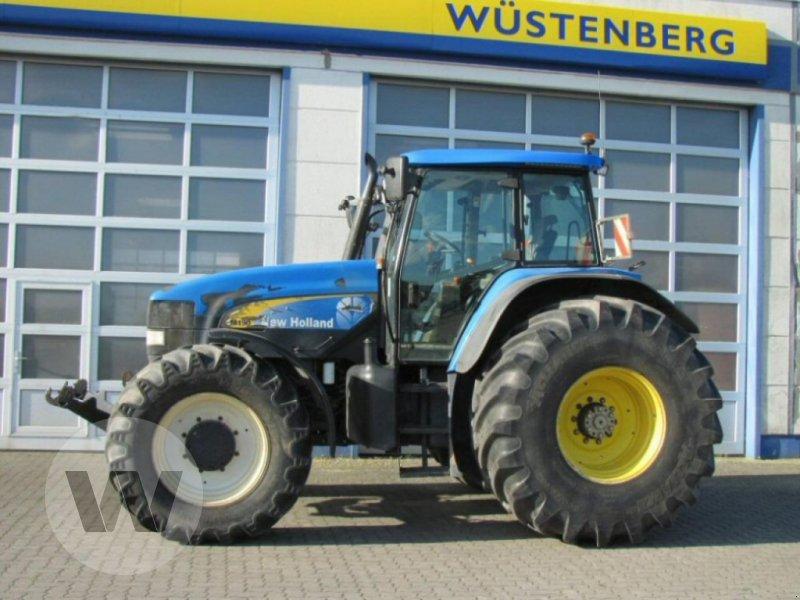 Traktor des Typs New Holland TM 190, Gebrauchtmaschine in Kleeth (Bild 1)