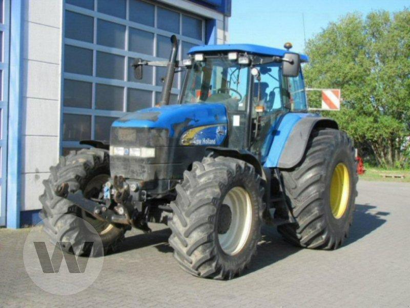 Traktor des Typs New Holland TM 190, Gebrauchtmaschine in Kleeth (Bild 4)