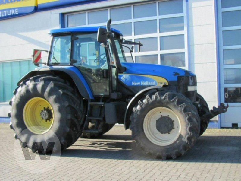 Traktor des Typs New Holland TM 190, Gebrauchtmaschine in Kleeth (Bild 2)