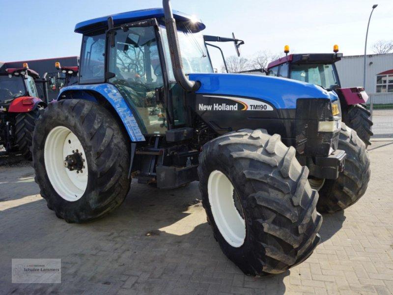 Traktor des Typs New Holland TM 190, Gebrauchtmaschine in Borken (Bild 1)