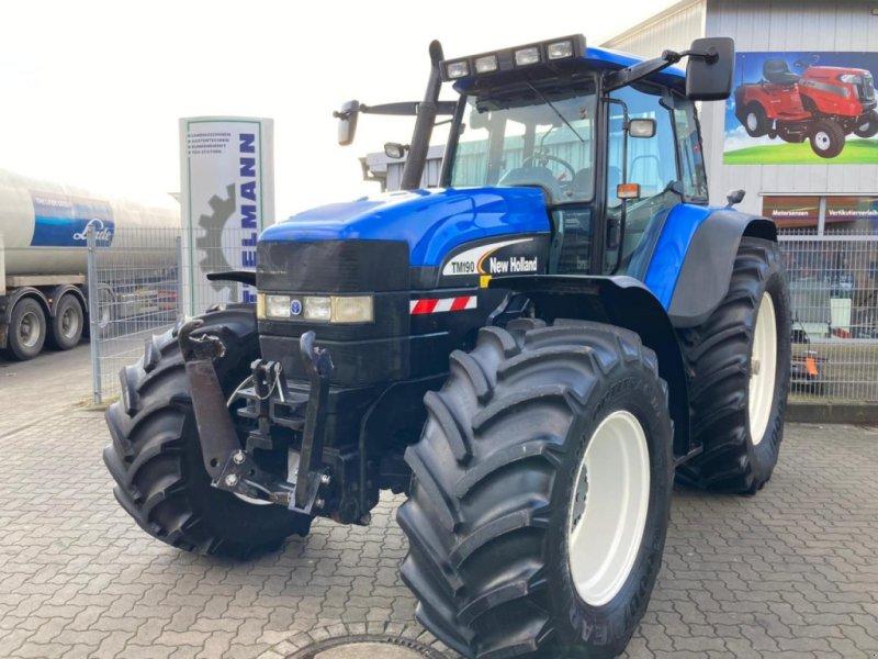 Traktor типа New Holland TM 190, Gebrauchtmaschine в Stuhr (Фотография 1)