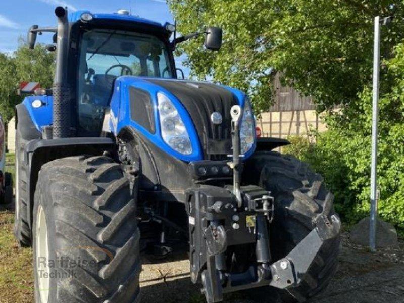 Traktor des Typs New Holland TM 8.420, Gebrauchtmaschine in Gera (Bild 4)