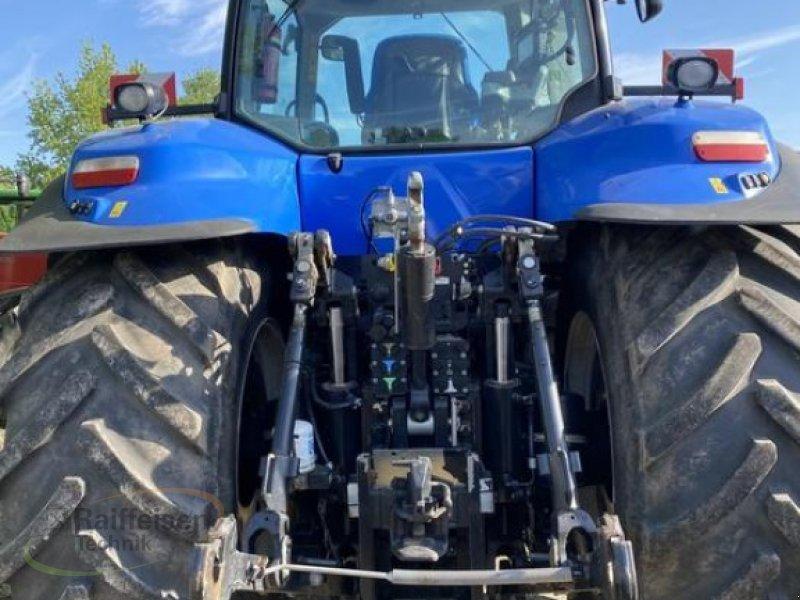 Traktor des Typs New Holland TM 8.420, Gebrauchtmaschine in Gera (Bild 1)