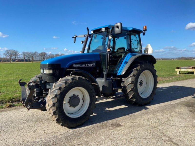 Traktor tip New Holland TM115, Gebrauchtmaschine in Someren (Poză 1)