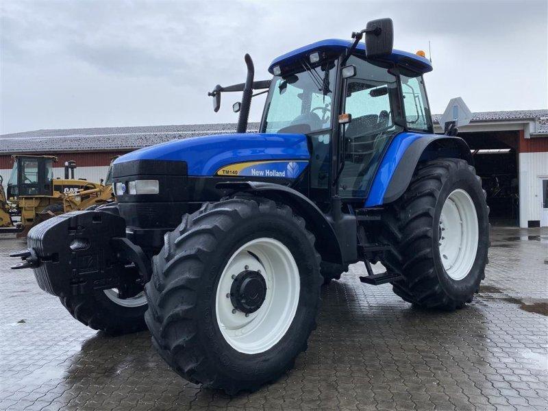 Traktor typu New Holland TM140 KUN 3400 TIMER!, Gebrauchtmaschine w Aalestrup (Zdjęcie 1)