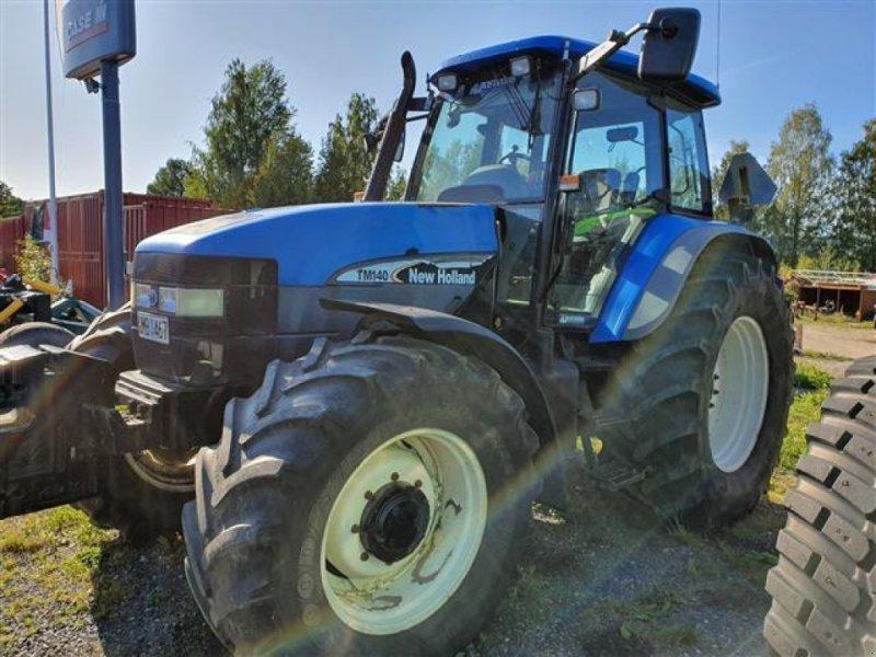 Traktor des Typs New Holland TM140, Gebrauchtmaschine in  (Bild 1)