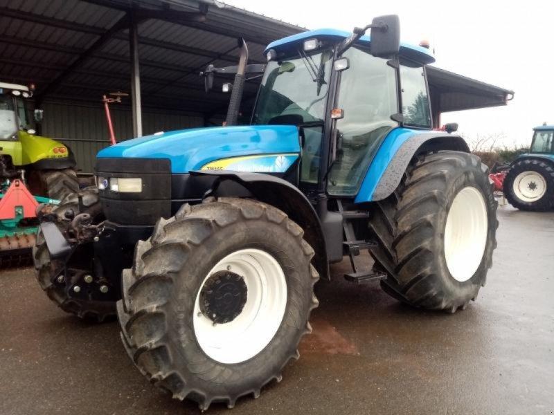 Traktor tip New Holland TM155, Gebrauchtmaschine in Bray En Val (Poză 1)
