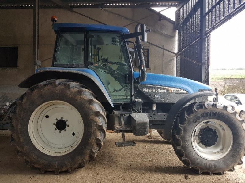 Traktor typu New Holland TM155, Gebrauchtmaschine w Bray En Val (Zdjęcie 1)
