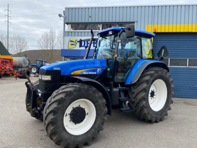 Traktor a típus New Holland TM155, Gebrauchtmaschine ekkor: Heerenveen (Kép 1)