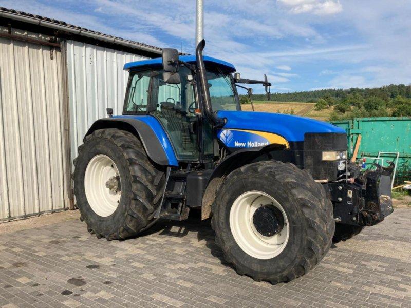 Traktor типа New Holland TM175, Gebrauchtmaschine в Aspach (Фотография 1)