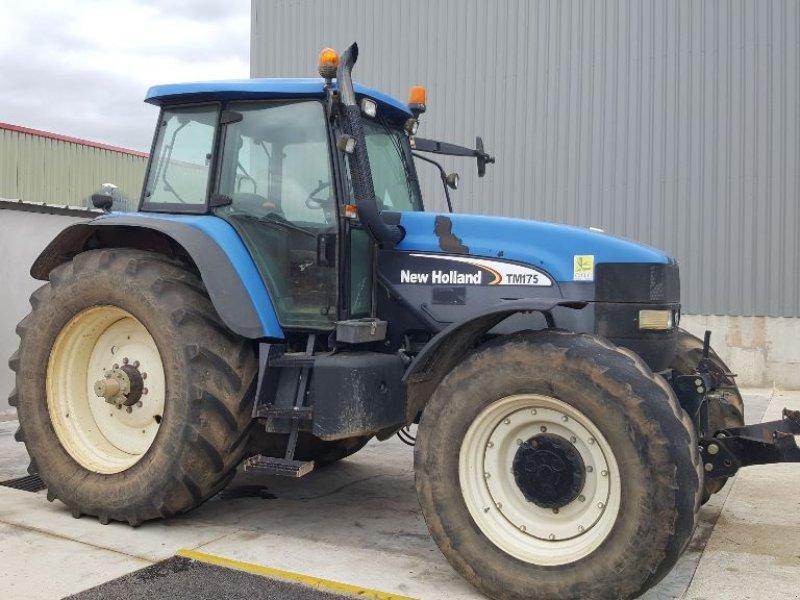 Traktor типа New Holland TM175, Gebrauchtmaschine в CHAUMONT (Фотография 1)