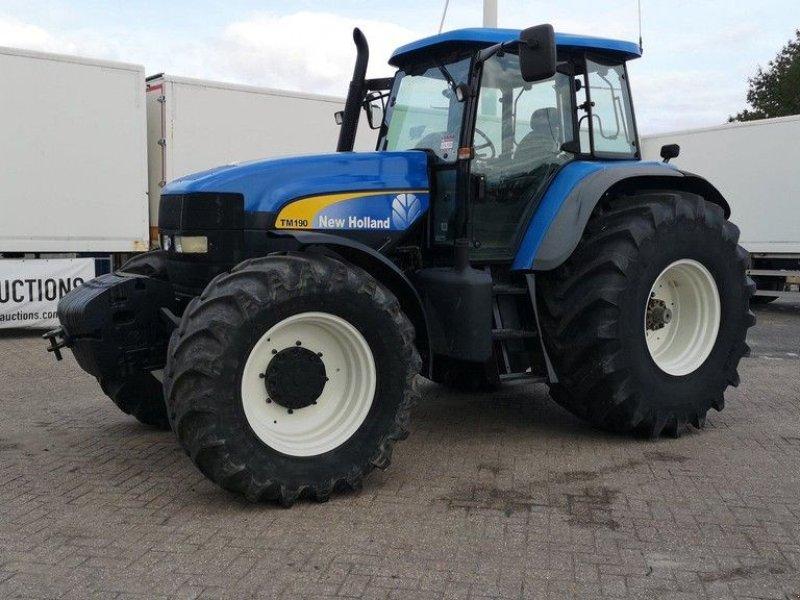 Traktor типа New Holland TM190, Gebrauchtmaschine в Leende (Фотография 1)