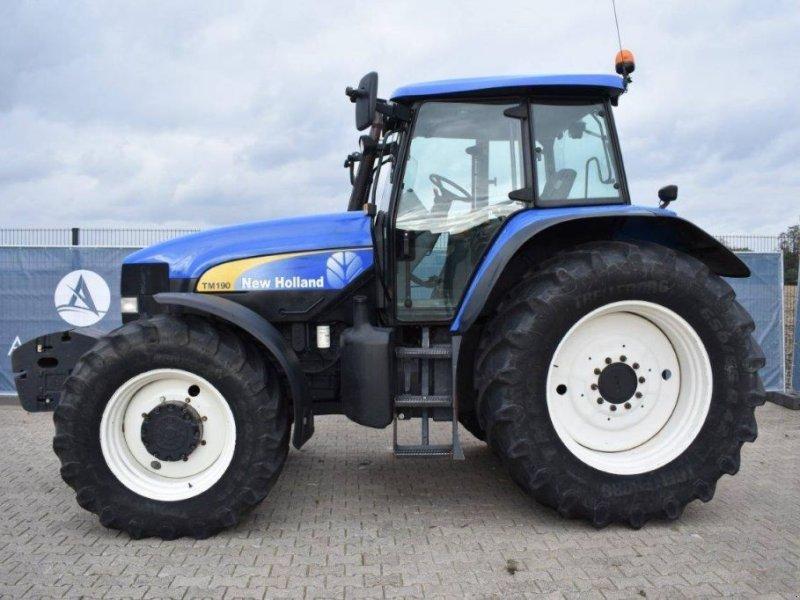 Traktor a típus New Holland TM190, Gebrauchtmaschine ekkor: Antwerpen (Kép 1)