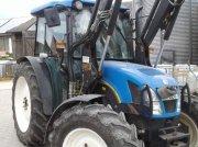 Traktor типа New Holland TN 70, Gebrauchtmaschine в Bechhofen