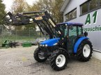 Traktor des Typs New Holland TN 75 D in Visbek-Rechterfeld