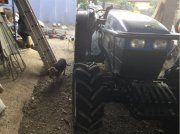 Traktor du type New Holland TN 75 FA, Gebrauchtmaschine en MARCLOPT
