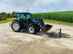 Traktor типа New Holland TN 75 в Falkenberg