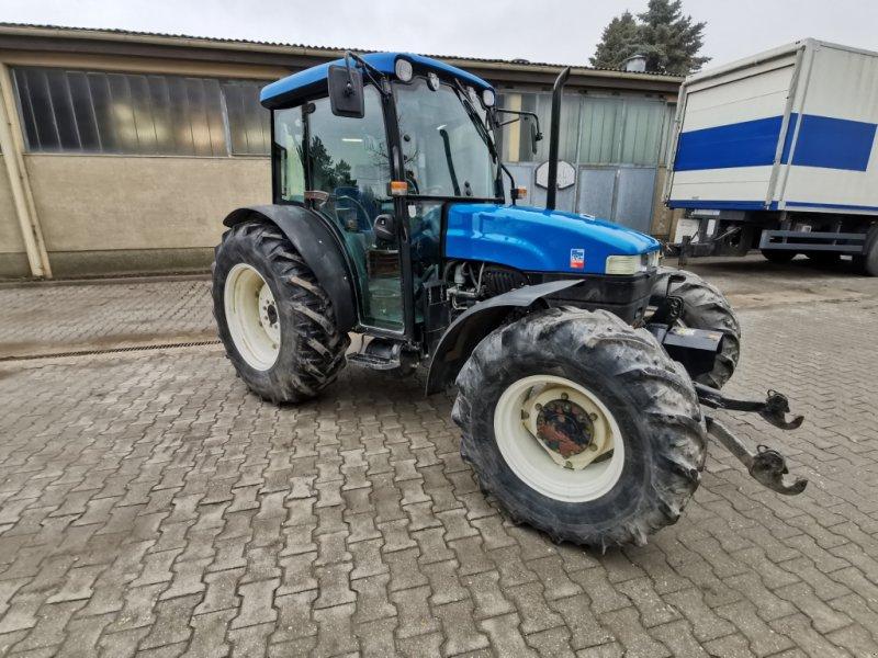 Traktor des Typs New Holland TN 75, Gebrauchtmaschine in Schwechat (Bild 1)