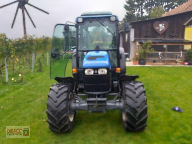 Traktor des Typs New Holland TN 90 F, Gebrauchtmaschine in Waldkraiburg (Bild 4)