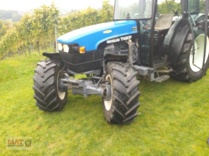 Traktor des Typs New Holland TN 90 F, Gebrauchtmaschine in Waldkraiburg (Bild 11)