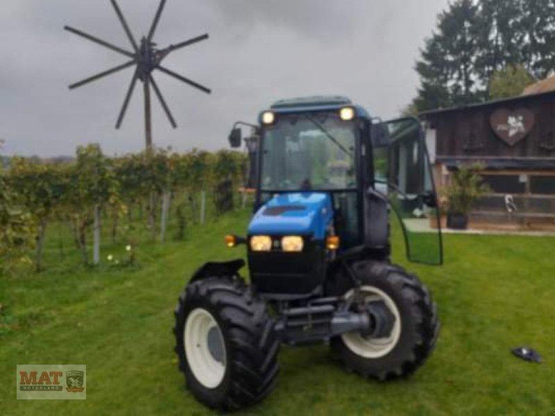 Traktor des Typs New Holland TN 90 F, Gebrauchtmaschine in Waldkraiburg (Bild 1)